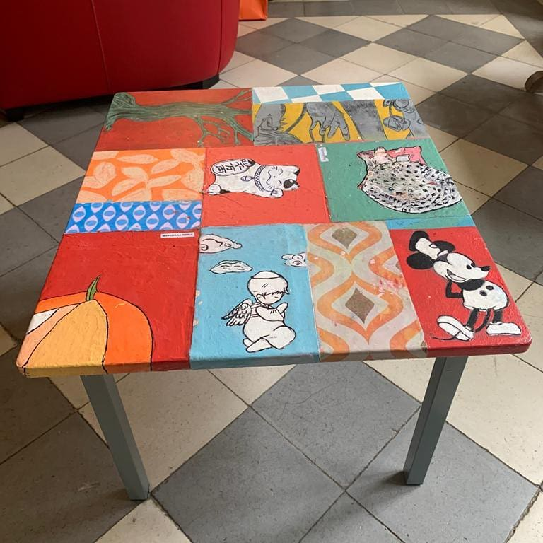 table design décoration d'intérieur